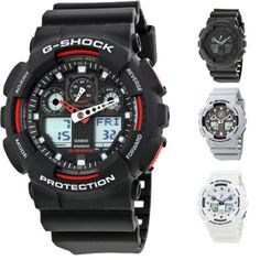 Wristwatches 31387  Casio G-Shock Resin Strap Mens Watch BUY IT NOW ONLY  7994dd8a4a4