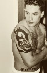 Tom Hardy British and tattoos :-)
