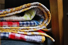 gingham QUILT | Flickr - Photo Sharing!