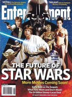 Entertainment Weekly magazine Star Wars The Last Jedi Fall movie preview