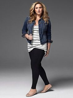 PLUS SIZE FASHION TRENDS! Delivered to your door! Only keep what you love and send back the rest at no charge. Take the stress out of shopping & let your stylist do all the work for you. Plus size, curvy fashion trends for every season! Curvy Girl Fashion, Black Women Fashion, Look Fashion, Trendy Fashion, Plus Size Fashion, Fashion Outfits, Womens Fashion, Fall Fashion, Fashion Boots