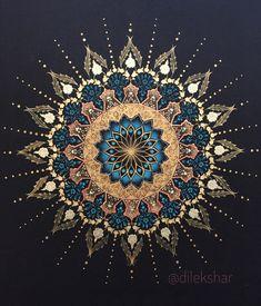 Indian ornaments and design elements vector Ant Drawing, Mandala Drawing, Mandala Art, Islamic Art Pattern, Pattern Art, Motif Arabesque, Henna Drawings, Turkish Art, Islamic Art Calligraphy
