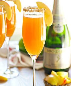 Add some bubbles to your next breakfast with one of these out-of-the-box mimosa ideas