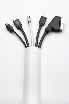 Hide TV Wires - How To - The Easy Way   Pinterest   Hide tv, Cord ...