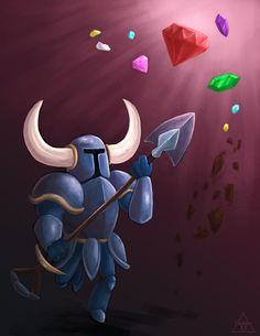 Shovel Knight Doodle