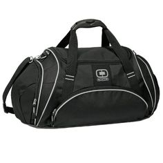 Ogio Crunch Duffle Bag Black -- Be sure to check out this awesome product. de89b05b5b0fb