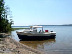 Bateau.com user built boat gallery - boats/HM19