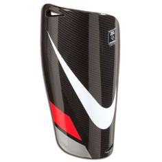 Nike Mercurial Lite Shinguard - Black/Red/White