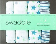 Aden & Anais Swaddle Blanketsaden + Anais blankets
