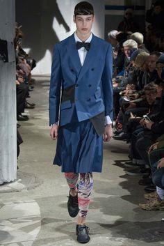 Comme des Garçons - Fall 2015 Menswear - Look 8 of 40