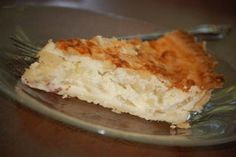 Vidalia Onion Pie . . . DROOLING