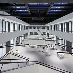 New Mechanics Hall