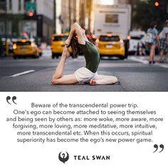 Swan Quotes, Teal Swan, Power Trip, Revolutionaries, Self Development, Intuition, Meditation, Spirituality, Youtube