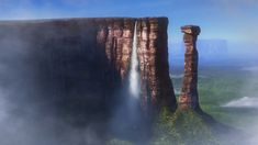 Canaima National Park---Venezuela this is where UP inspired