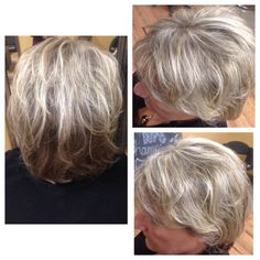 Partial foil! Maple Valley, Salons, Hair, Haircuts, Living Rooms, Lounges