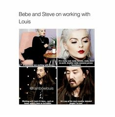 I'm so happy that he's collaborating with all of these musicians I also stan