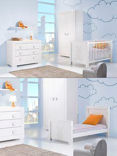 Cunas camita modelo Unika (Cotinfant) Kids Room, Child Room, Baby Furniture, Bedroom, Children, Table, Future, Home Decor, House 2