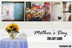 Mother's Day is next