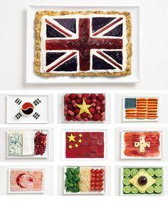 'International' food