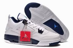 "watch 02ccb eafb7 Find New Air Jordan 4 GS ""Columbia"" Cheap To Buy online or in Footseek. Shop  Top Brands and the latest styles New Air Jordan 4 GS ""Columbia"" Cheap To  Buy of ..."