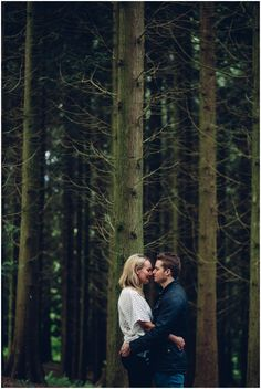 #woodland #engagement #photography Kathryn Edwards Photography: Wedding Photography in Nottingham, the East Midlands and Beyond | Nottingham based wedding photographer, covering the East Midlands and beyond. Beautiful, natural and relaxed wedding photography for the quirky bride and groom
