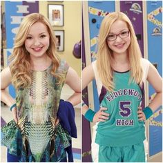 Maddie is awesome and liv She okay I like basketball me and Maddie have a lot in comments