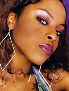 Foxy Brown...she may have the worst attitude, but i still love her music