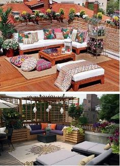 terraza chill out originales