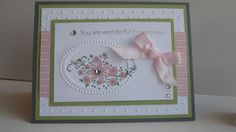 Stampin Up mothers day card...click on picture for more details