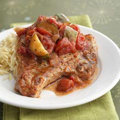 Italian Pork Chops - Diabetic Living