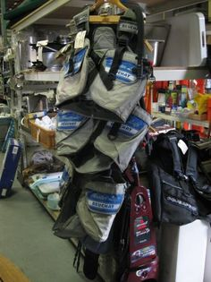 Tons of Dive Equipment!!! Swim Fins and Dive Tanks! Mega Yacht Mart