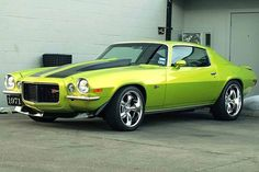 Muscle Car...I had one of these.