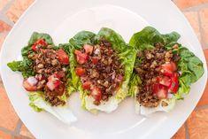 Dagens oppskrift er en helt vegansk variant av taco, og oppskriften er laget av Mari