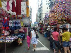 Hong Kong Street Market - Mong Kok