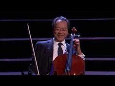 Yo Yo Ma - Bach Six Cello Suites - BBC Proms 2015 - YouTube