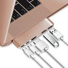 Macbook Gold, Macbook Laptop, New Macbook, Macbook Air Pro, Rose Gold Macbook Air, Mac Laptop, Macbook Air Accessories, Computer Accessories, Games