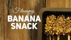 Banana Snack - YouTube