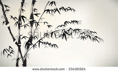 Image result for CHINA INK Bamboo