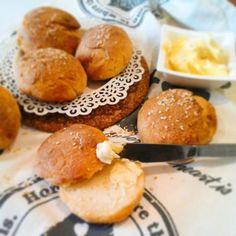 A mindennapok öröme: Egyszerű gluténmentes házi zsemle | Mediterrán ételek és egyéb finomságok...
