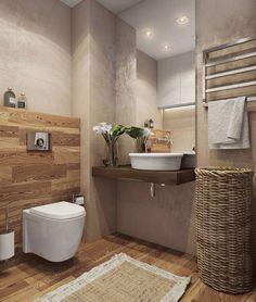 9 kleine Badezimmer, die du sehen solltest, bevor du deins renovierst (von Katharina Keppler)