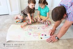 How to :: Making Crayons using molds from Ikea | Skip To My Lou