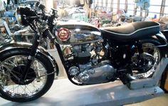1963 BSA Gold Star
