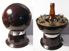 Vintage Bakelite Bowling Ball Bar w/ by TheTinRoofCottage on Etsy, $45.00 Use Coupon Code SALE4 for 10% off
