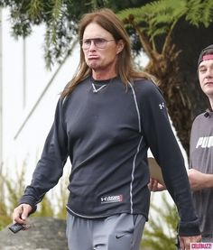 Cameras caught Bruce Jenner spending time with Khlo? Kardashian and Scott Disick earlier this week. The trio went to San Luis Obispo, Calif. on Jan. 26, and they brought camera crews with them. It was just announced that Jenner will be starring in a docuseries that follows his 'journey' and changing appearance. Maybe the camera crews were filming for