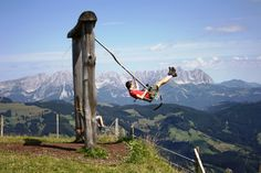 Alpinolino-Himmelsteig in Westendorf Wanderlust, Outdoor Decor, Travel, Interactive Map, Hiking Trails, Tours, Adventure, Hiking, Viajes