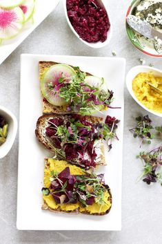Beet and Sunflower Seed Spread – and the bright colors of almost summer – sweet almond