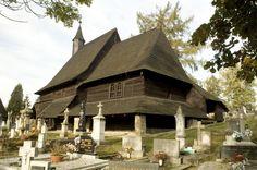 Slovakia, Wooden Church Tvrdošín