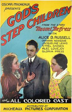 Black Hollywood: Gods Step Children | Vintage Black Hollywoo… | Flickr