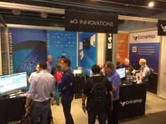 Great 2nd day at VMWorld in Barcelona. Come and visit our stand for a live demo of eG Enterprise. Stand E448