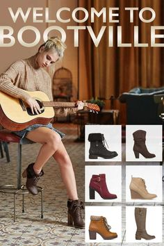 Welcome To BootVille! Limited Time Only from November 10 2015 to November 27th 2015 New VIP Members get 2 Pairs for $39.95 Shipped. Can't Decide Which Fantastic Boot Style is Best for You? Find Out by taking Our Shoe Style Quiz and Take Advantage of This Limited Time Offer!